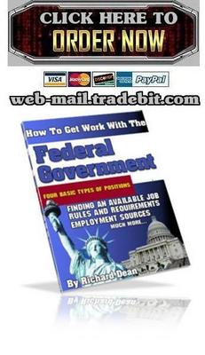 Product picture How To Get Work With The Federal Government