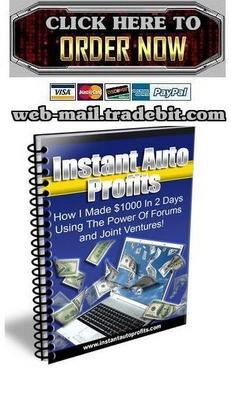 Product picture Instant Auto Profits