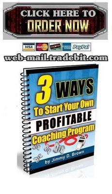 Product picture 3 Ways To Start Your Own Profitable Coaching Program