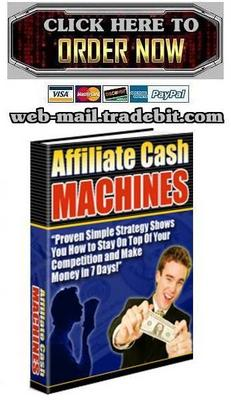 Product picture Affiliate Cash Machines