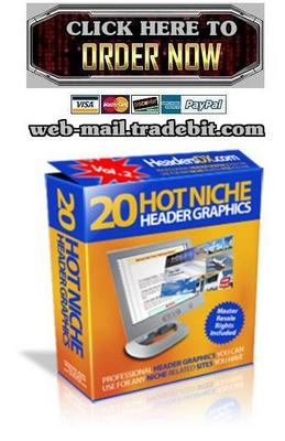 Product picture 20 Hot Nice Header Graphics