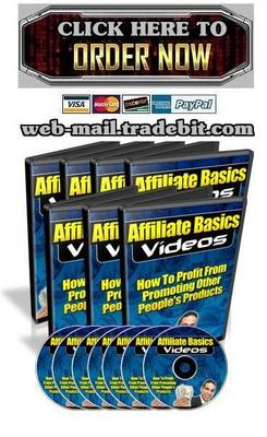 Product picture Affiliate Basics Video