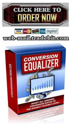 Product picture Conversion Equalizer